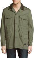 Rag & Bone Men's Bennett Cotton Jacket - Green, Size x-small