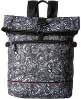Sakroots New Adventure Roll Top Backpack Backpack Bags