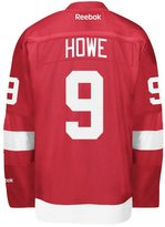 Reebok Gordie Howe Detroit Wings Home Jersey