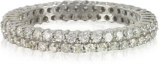Forzieri Diamonds Eternity Double Band Ring