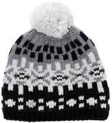 Bogner Knit Pom-Pom Beanie
