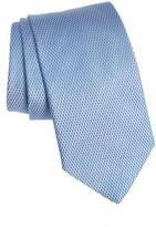 Eton Men's Textured Silk Tie