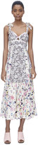 Rebecca Taylor Sleeveless Tapestry Garden Cami Dress