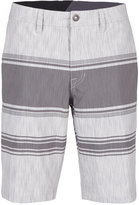 "Volcom Men's SNT Mix 21"" Hybrid Shorts"