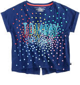 Tommy Hilfiger Cotton Confetti T-Shirt, Big Girls