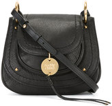 See by Chloe saddle crossbody bag - women - Cotton/Calf Leather - One Size