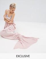 Club L Night Mermaid Blanket