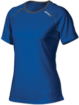 2XU Cobalt Blue & Ink Tech Vent Tee