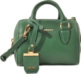DKNY Chelsea City Zip Mini Round satchel bag