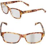 Corinne McCormack Jess 52mm Tortoise-Shell Reading Glasses