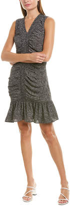 Rosewater Remi Ruched Cocktail Dress