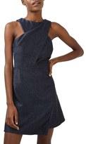Topshop Women's Wrap A-Line Dress