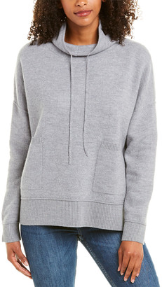 Raffi Funnel Wool Sweater