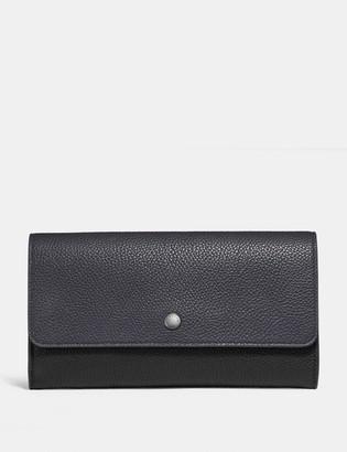 Coach Multifunctional Wallet In Colorblock