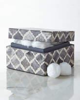 Kassatex Marrakesh Cotton Box