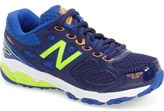 New Balance '680' Leather Athletic Sneaker (Toddler, Little Kid & Big Kid)