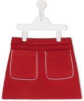 Marni patch pocket skirt