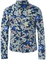 Jil Sander printed denim jacket