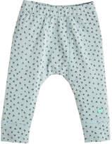 bonniemob Bunny Print Leggings, Blue, Size 3-24 Months