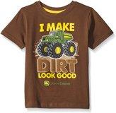 John Deere Little Boys' Dirt Look Good T-Shirt