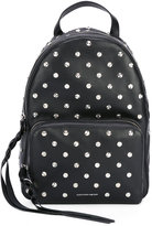 Alexander McQueen studded backpack - women - Calf Leather - One Size