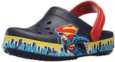 Crocs Crocband Superman K Clog (Toddler/Little Kid)