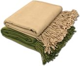 Pur Rayon Made from Bamboo Velvet Throw Blanket