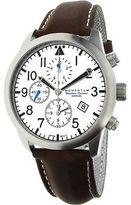 Momentum Flatline Chronograph Watch