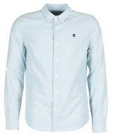 Timberland LS RATTLE RIVER OXFORD SHIRT SLIM Blue