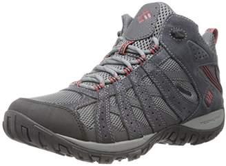 Columbia Men's Redmond Mid Waterproof, Multisport Hiking Boot - /Lux, (42.5 EU)