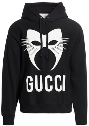 Gucci Graphic Hoodie