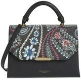 Ted Baker Treasured Trinkets Shoulder Bag - Black