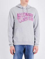 Billionaire Boys Club Leopard cotton-jersey hoody