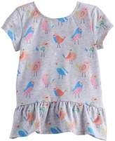 Toddler Girl Jumping Beans Birdie Graphic Peplum Top