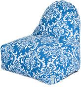 Majestic Home Kick-it Chair Blu French Quarter