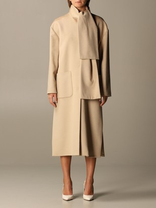 Blumarine Coat Coat Women
