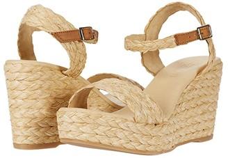 Cordani Ella-2 (Natural Raffia) Women's Wedge Shoes