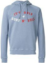 DSQUARED2 surf n' roll print hoodie