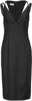 Trussardi Knee-length dresses