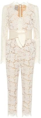 Stella McCartney Pearl lace jumpsuit
