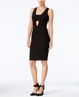 Bar III Cutout Bodycon Dress, Only at Macy's