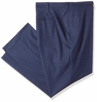 Perry Ellis Men's Big and Tall Big & Tall Stretch Tech Twill Pant