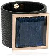 Vince Camuto Leather Cuff Bracelet