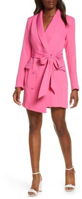 Adelyn Rae Ashtyn Long Sleeve Jacket Dress