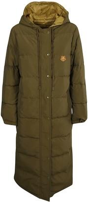 Kenzo Elongated Padded Long Jacket