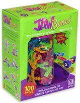 Jawbones 100-Piece Construction Toy Set