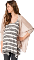 Motherhood Wendy Bellissimo Cascade Maternity Sweater
