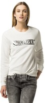 Tommy Hilfiger Faded Signature Sweatshirt