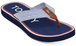 Tommy Hilfiger Charlyn Flip-Flop Sandals Women's Shoes