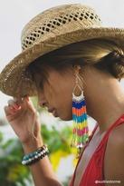 Forever 21 Beaded Duster Earrings
